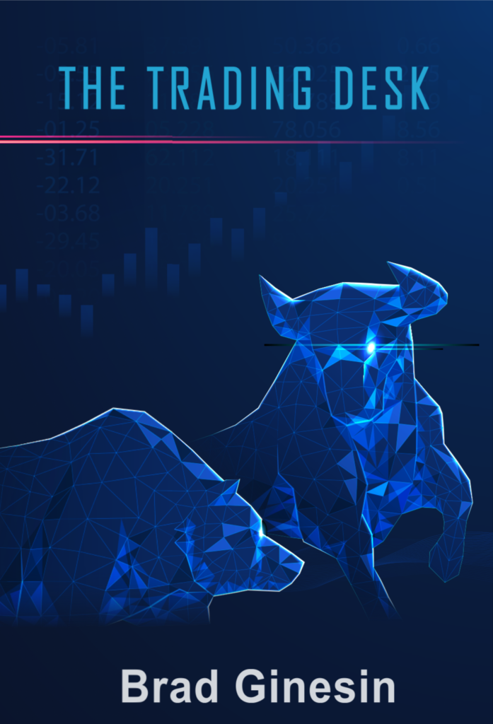 The Trading Desk Cover