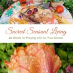 Sacred Sensual Living book cover