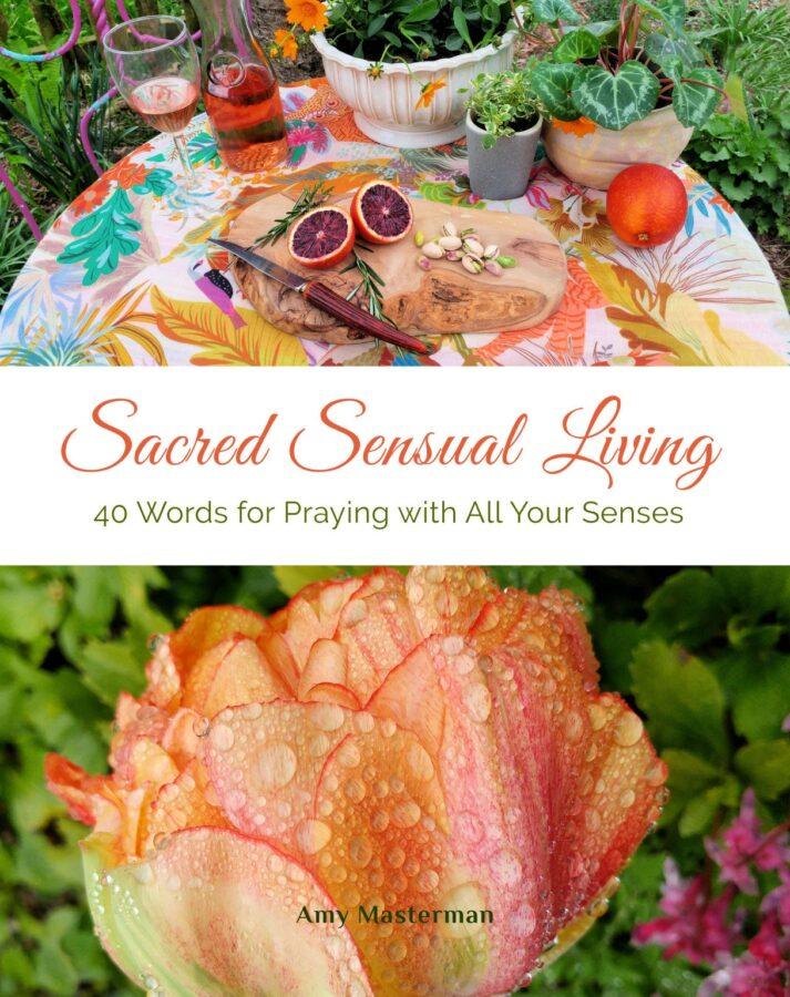 Sacred Sensual Living book cover